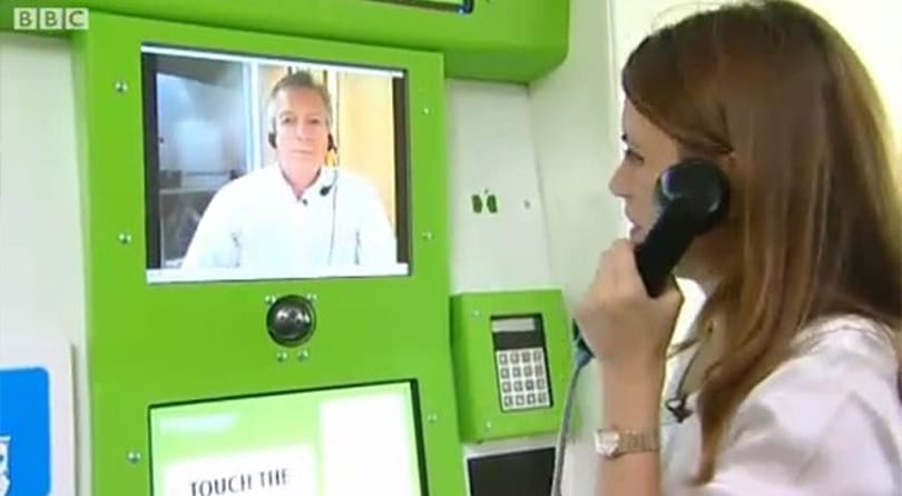 Drug vending machines start trial in UK, allow awkward videophone conversations with your pharmacist