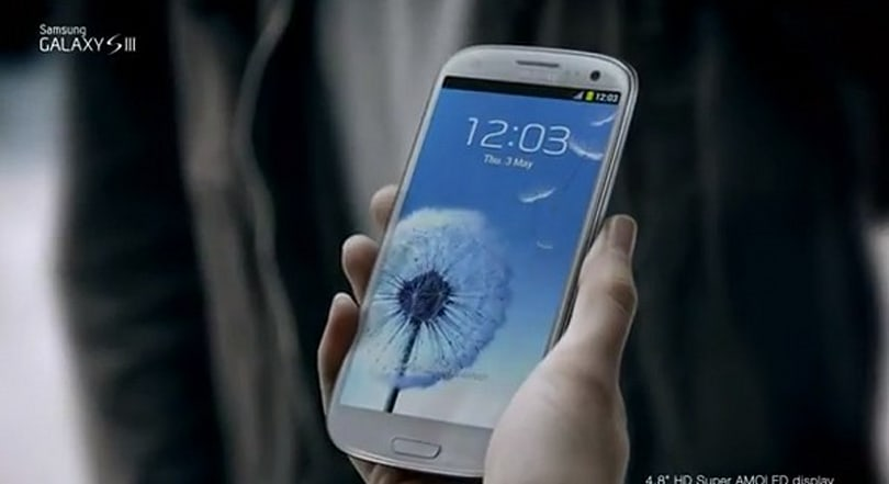 Samsung's Galaxy S III now has a commercial to call its own (video)