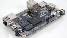 $49 Cubieboard for developers is heavy on specs, light on the wallet