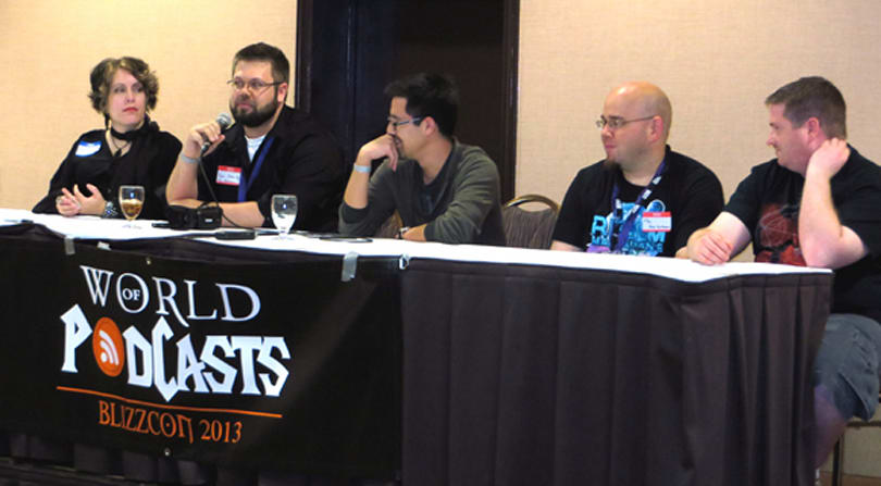 15 Minutes of Fame: BlizzCon meetup balloons into mega-podcast event