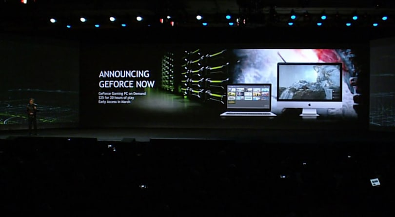 NVIDIA brings GeForce Now cloud gaming to Mac and PC