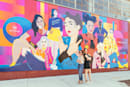 These artists went beyond Google Sheets to make a mural