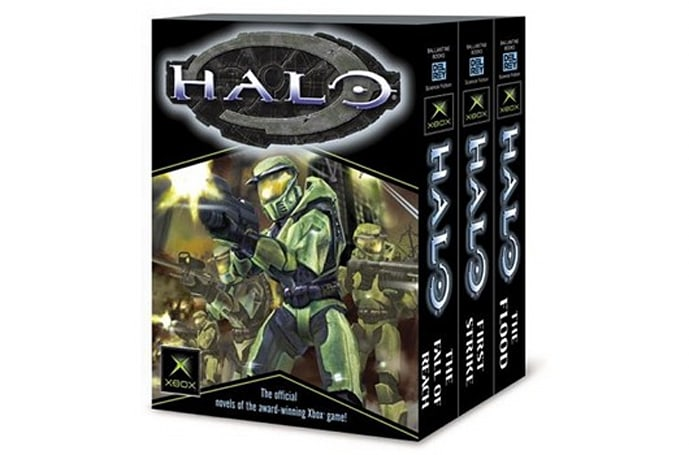 Rumor: Dreamworks looking at Halo novels for film adaptation