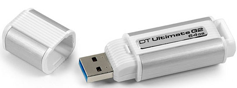 Kingston refreshes DataTraveler Ultimate USB 3.0 flash drive, demonstrates the high price of speed