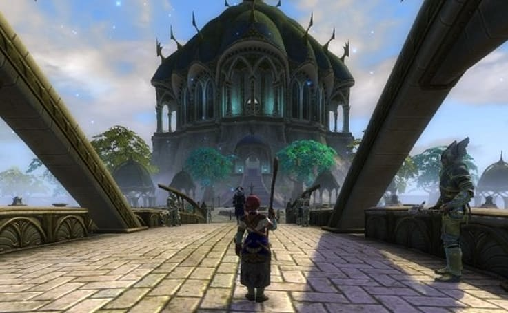 Enter at Your Own Rift: Sightseeing in Sanctum