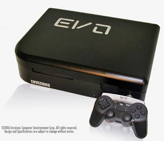 EVO: Phase One promises to touch down in October