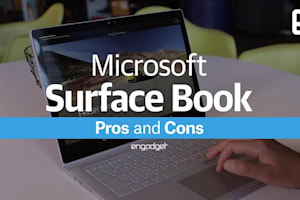 Surface Book: Pros and Cons