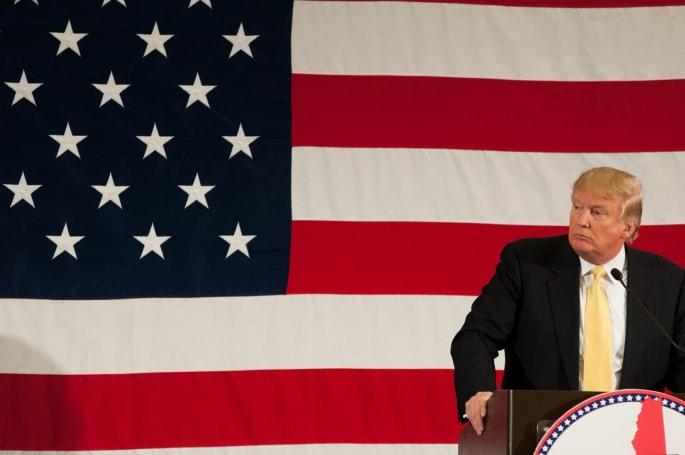 Trump squashes rumor of Trump TV