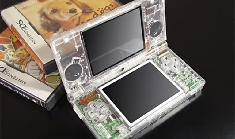 DSi replacement cases available to careful people