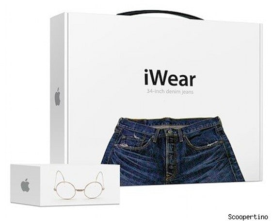 Dress like Steve Jobs for Halloween with iWear