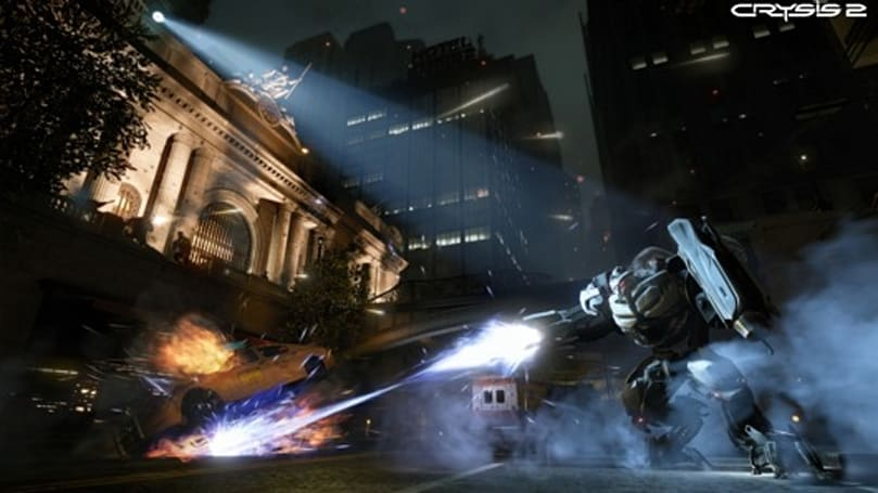 Crysis 2 multiplayer demo hitting Xbox Live exclusively on Jan. 25