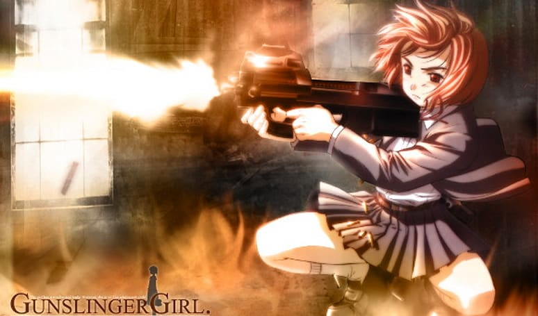 Get a free episode of Gunslinger Girl from the PlayStation Store