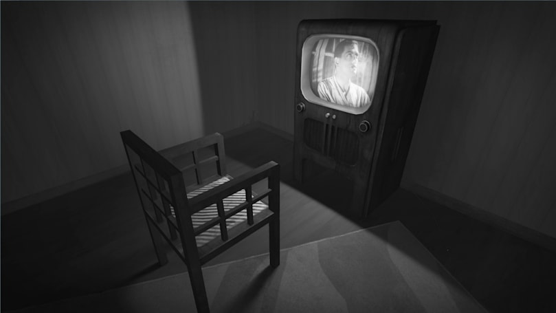 'Un Chien Andalou' inspires a surreal indie game from Russian devs