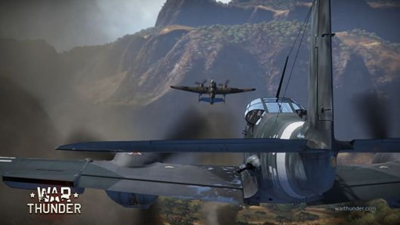 War Thunder coming to the Playstation 4 this year