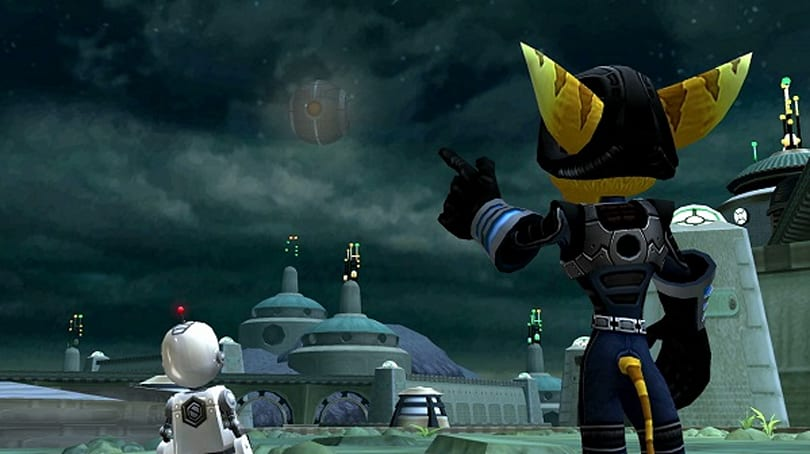 Ratchet & Clank Collection brings lombax memories to Vita [update]