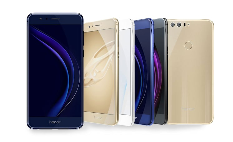 Engadget giveaway: Win an Honor 8 smartphone courtesy of Huawei!