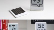 Microsoft erfindet das solarbetriebene E-Post-it