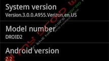 Droid Pro's Blur features come to Droid 2, unofficially
