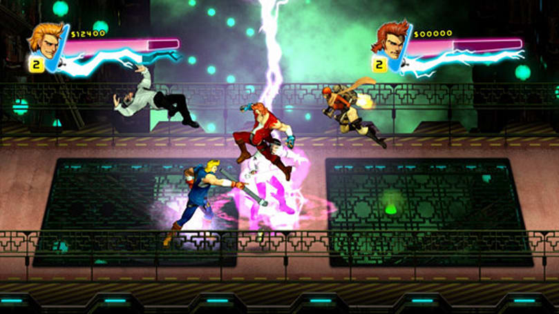 Majesco's indie label bringing Double Dragon: Neon to Steam, Slender to consoles