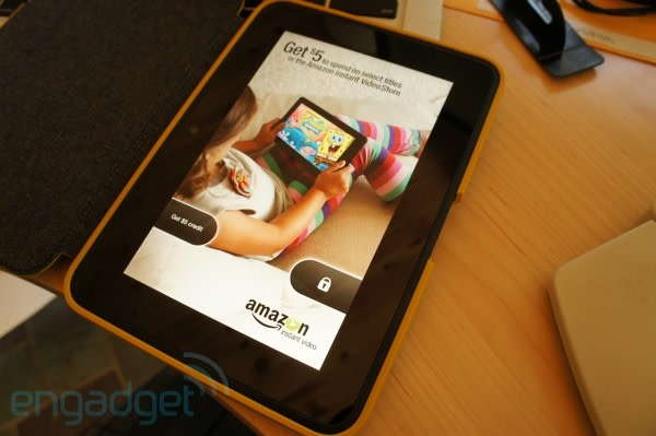 Kindle Vs Sony Reader: Amazon Kindle Fire HD Review (7-inch