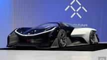 Faraday Future unveils 'world's highest energy density' EV battery