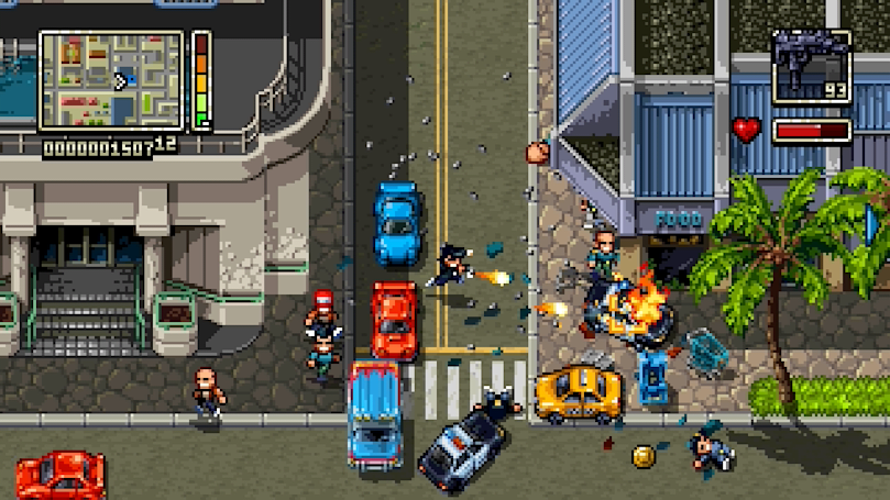 'Retro City Rampage' is getting a '16-bit' sequel