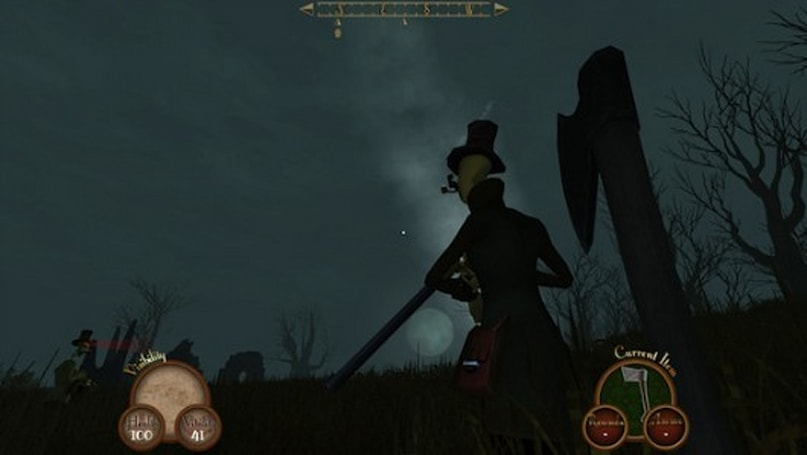 Sir, You Are Being Hunted lines up on Steam, Humble Store on Aug. 19