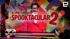 ICYMI: Halloween Spooktacular 2; The CGI reckoning