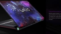 Sony introduces limited edition VAIO Nebula FW laptop