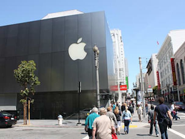 San Francisco Apple Store sells for record-breaking $50 million