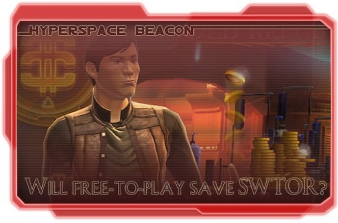 Hyperspace Beacon: Will free-to-play save SWTOR?