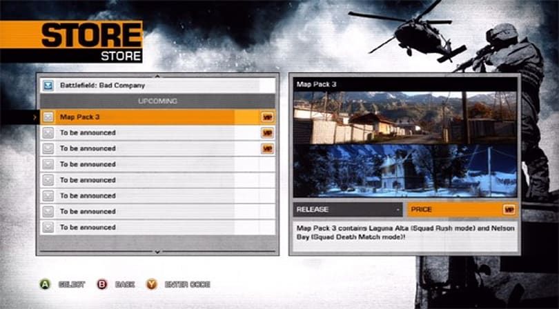 Battlefield: Bad Company 2 VIP Map Pack 3 almost ready for deployment [update]