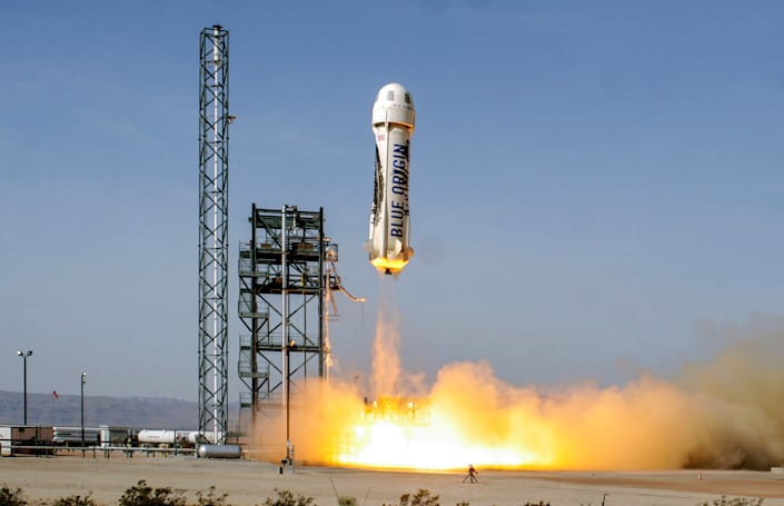 Watch Blue Origin test its crew escape system on October 4th (update: now the 5th)