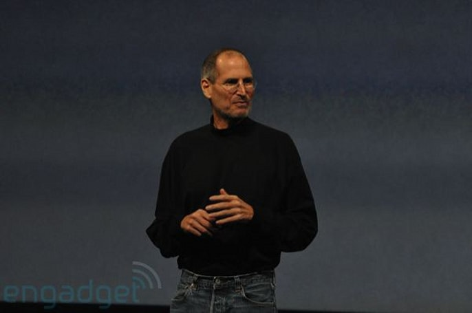 Reminder: Steve Jobs on stage at the D conference -- we'll be there!