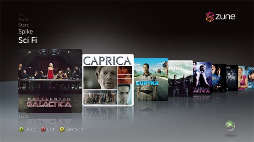 Xbox Live Video Marketplace coming to 10 more countries 'this fall'