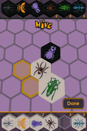 Review: Hive board game app offers all sorts of buggy fun
