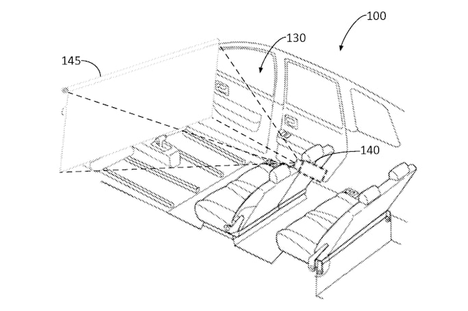 Ford hopes you'll watch movies in self-driving cars