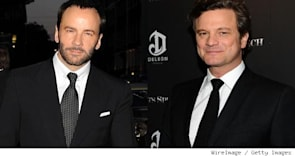 Exclusive: Colin Firth Says Tom Ford Has Plans to Make Another Movie, But He Won't Star In It