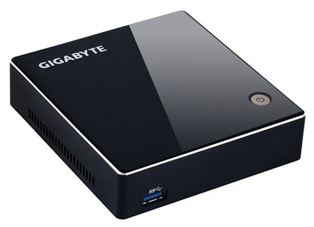 Gigabyte introduces BRIX, a customizable mini PC powered by Ivy Bridge CPUs