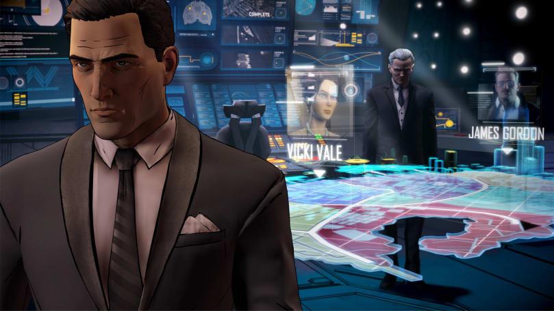 Telltale's 'Batman' game does Bruce Wayne justice