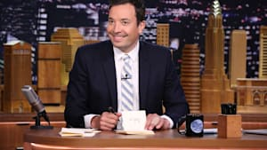 Jimmy Thanks 'Presidents Day' With a 'Snarky' Note