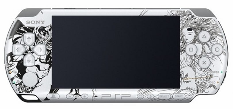 Dissidia, Monster Hunter and 'For Girls' PSP bundles dated in Japan