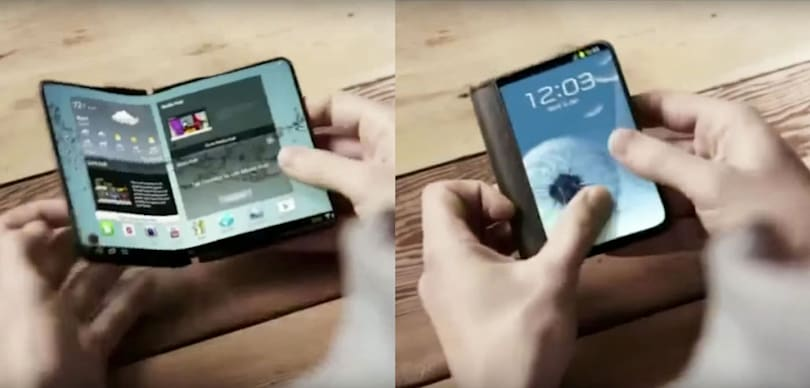 Samsung and LG could launch foldable phones later this year