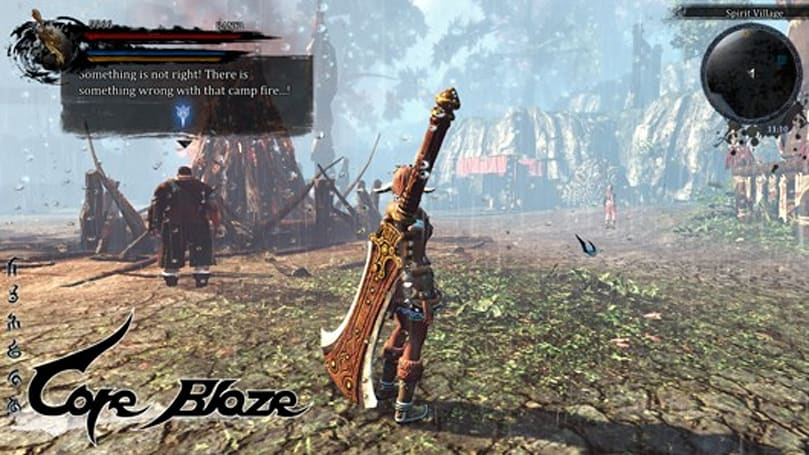 E3 2012: Hands-on with Core Blaze