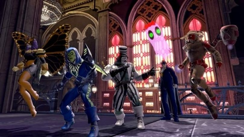 DCUO welcomes you to the Witching Hour