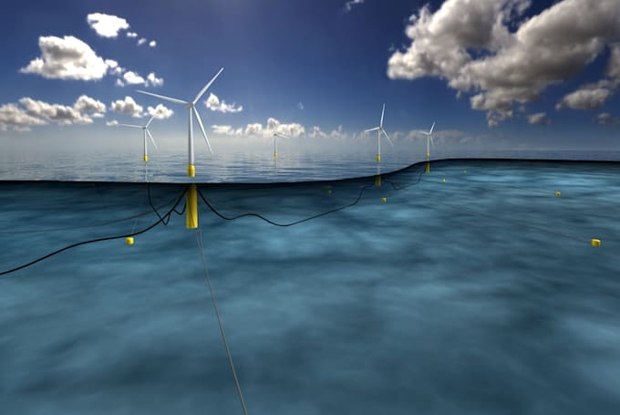 World's biggest floating wind farm is coming to Scotland