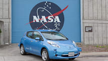 NASA and Nissan team up to on self-driving cars and space rovers