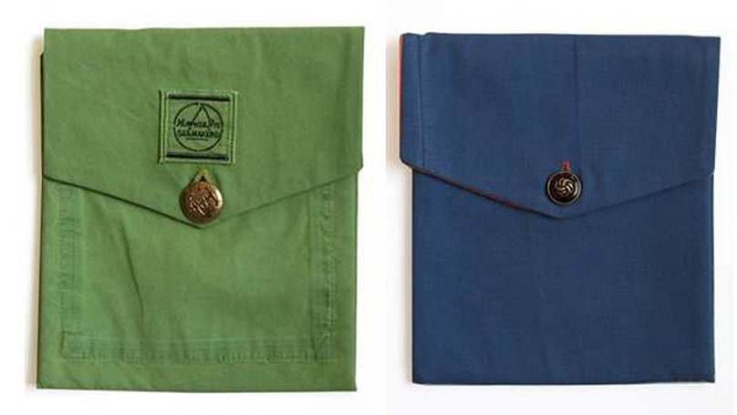 iPad case helps you get into Bernie Madoff's pants