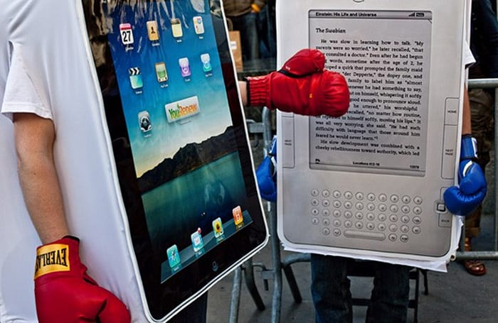 Ebook publishers seek universal format, lament Apple and Amazon's closed ecosystems