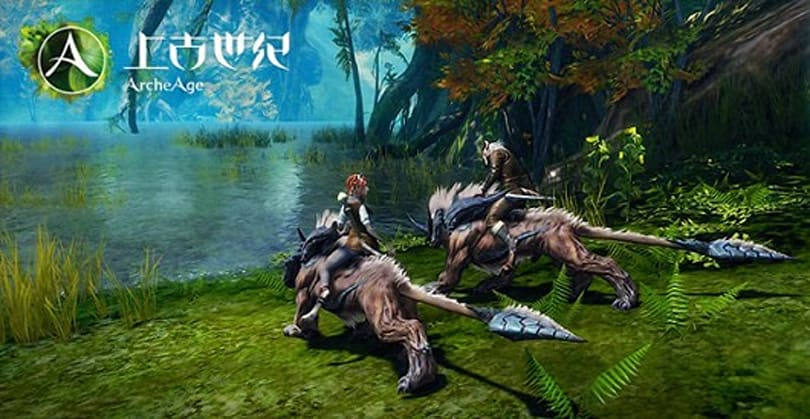 Over 20 minutes of ArcheAge gameplay on display in new vids